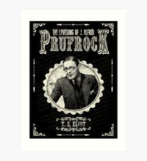 a review of the love song of jalfred prufrock and a portrait of the artist The love song of j alfred prufrock study guide contains a biography of ts eliot, literature essays, a complete e-text, quiz questions, major themes, characters, and a full summary and analysis.