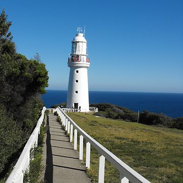 The Eye of the Needle. (Cape Otway Lighthouse) by MaKay