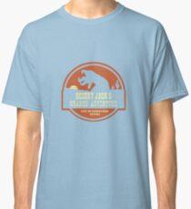 Desert Jack's Graboid Adventure logo Classic T-Shirt