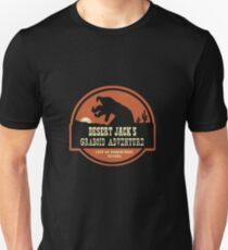 Desert Jack's Graboid Adventure logo Unisex T-Shirt