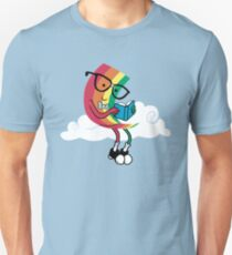 Reading Rainbow Unisex T-Shirt