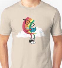Reading Rainbow Unisex T-Shirt