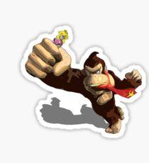 Donkey King-Kong Sticker