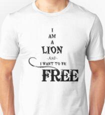 I Am A Lion  T-Shirt
