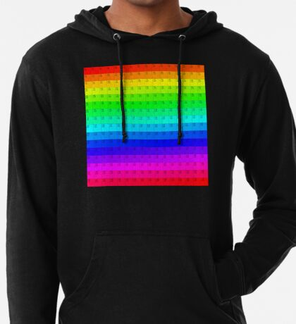 Color Selector by emoc Lightweight Hoodie