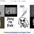 Rainy Days - 2 June 2012  by The RedBubble Homepage