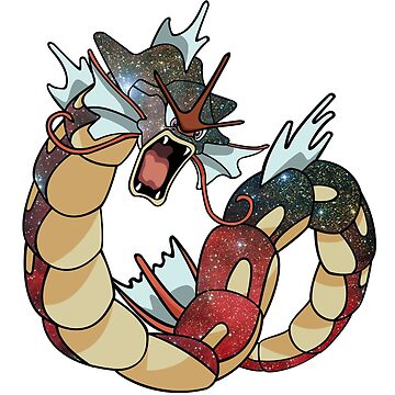 Gyarados - Pokemon by MDoyle7