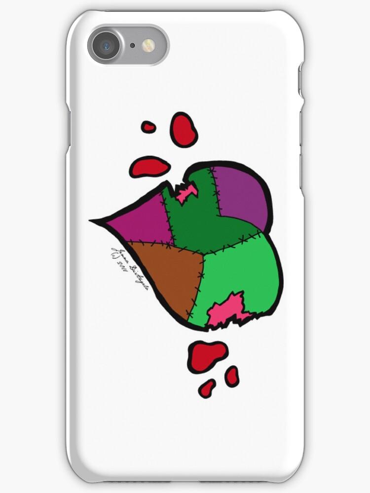 Zombie Heart by kittenofdeath