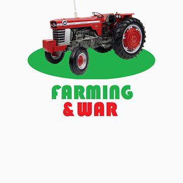 Farming & War by crazyhorse