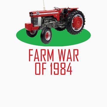Farm War of 1984 by crazyhorse
