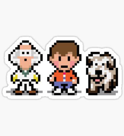 Future Bound Sticker