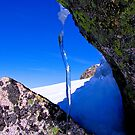Icicle: Kosciuszko by Nick  Taylor