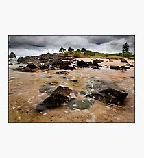 Incoming Tide 2 Photographic Print