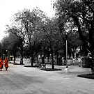 Monks by dher5