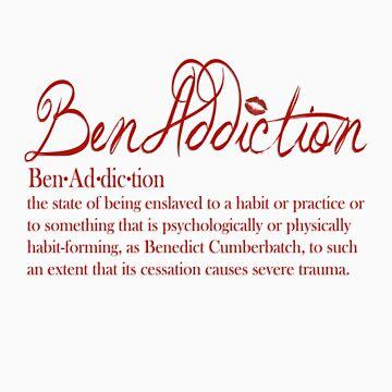 Benaddiction by Dixiebell