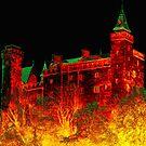 Alton Castle by Paul  Green