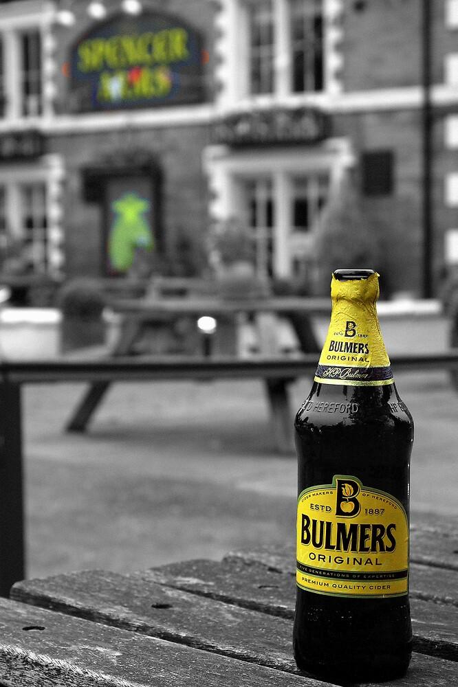 Beer Garden by Andrew Cooper