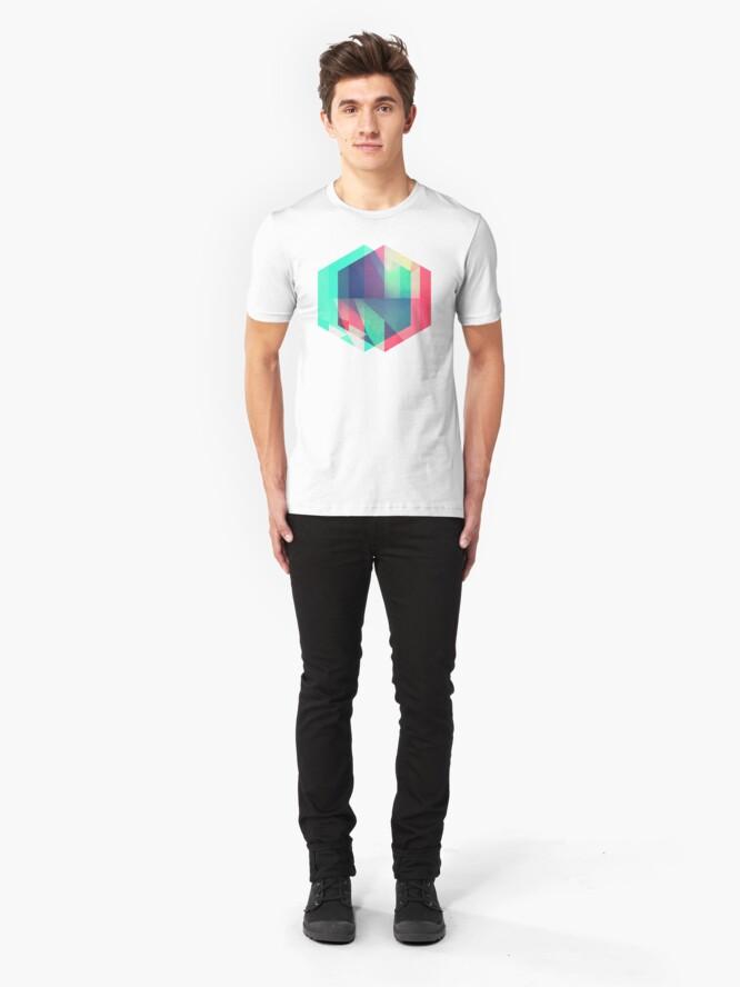 Alternate view of hyx^gyn Slim Fit T-Shirt