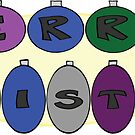 Ornaments by Brian Belanger