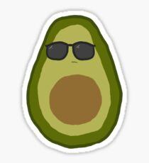 Avocadon't Sticker