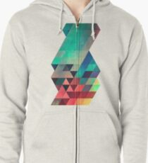whw nyyds yt Zipped Hoodie
