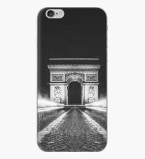 Arc de Triomphe - Noir et Blanc iPhone Case