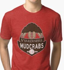 Vvardenfell Mudcrabs Tri-blend T-Shirt