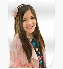 Ten year old girl Poster