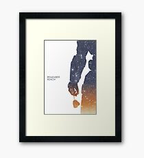 Remember Reach Framed Print