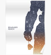 Remember Reach Poster