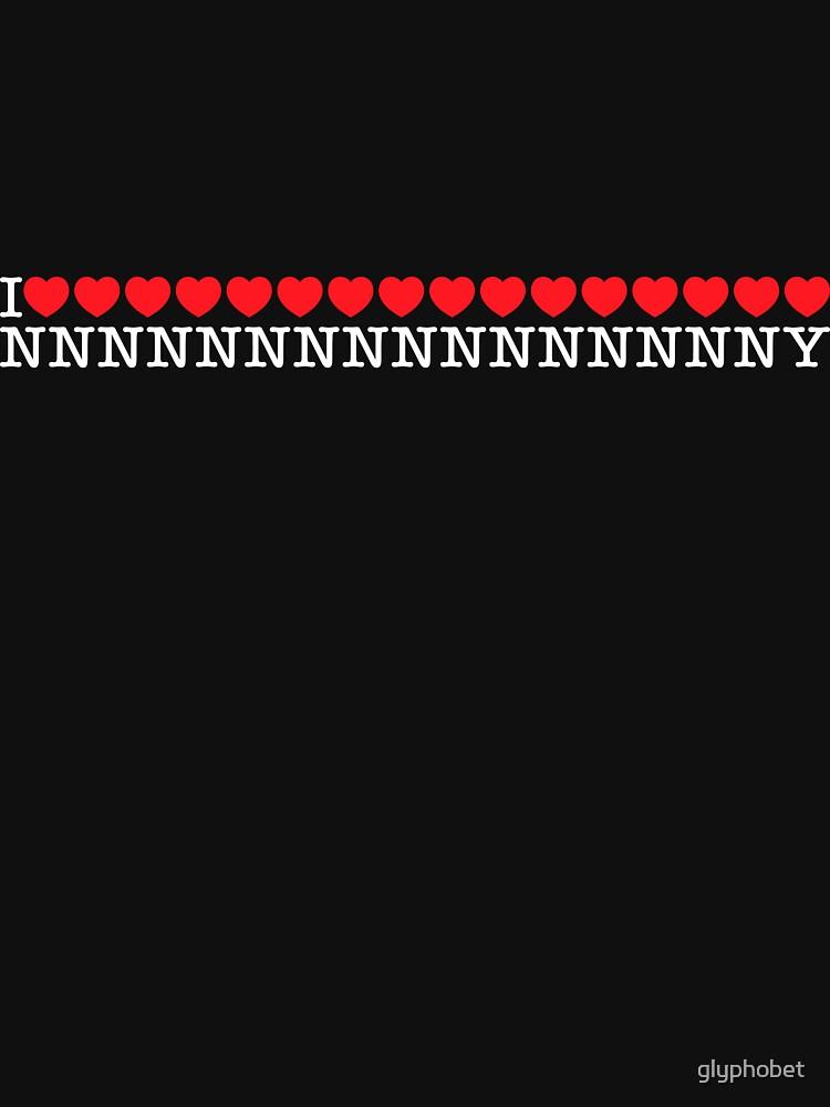 I ♥♥♥♥♥♥♥♥♥♥♥♥♥♥♥♥ NNNNNNNNNNNNNNNNY by glyphobet