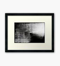 Anatomy of Greys Framed Print
