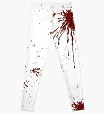 Blood & Bullet wounds Leggings