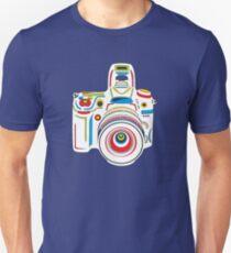 Rainbow Camera Fun T-Shirt
