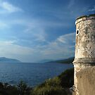 venetian lighthouse by dinghysailor1