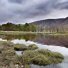 Loch Etive in Stormy Weather by kernuak