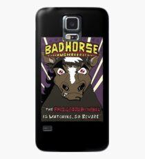 BAD HORSE Case/Skin for Samsung Galaxy