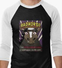 BAD HORSE Men's Baseball ¾ T-Shirt