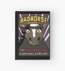 BAD HORSE Hardcover Journal