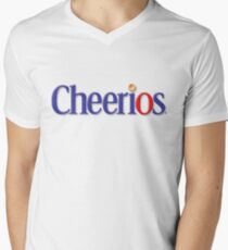 Cheerios Men's V-Neck T-Shirt