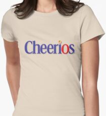 Cheerios Womens Fitted T-Shirt