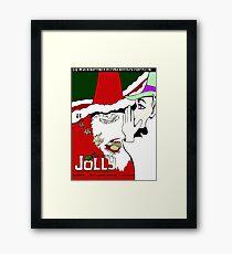 JOLLY Framed Print