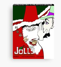 JOLLY Canvas Print