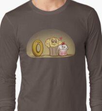 Hey Cupcake! Long Sleeve T-Shirt