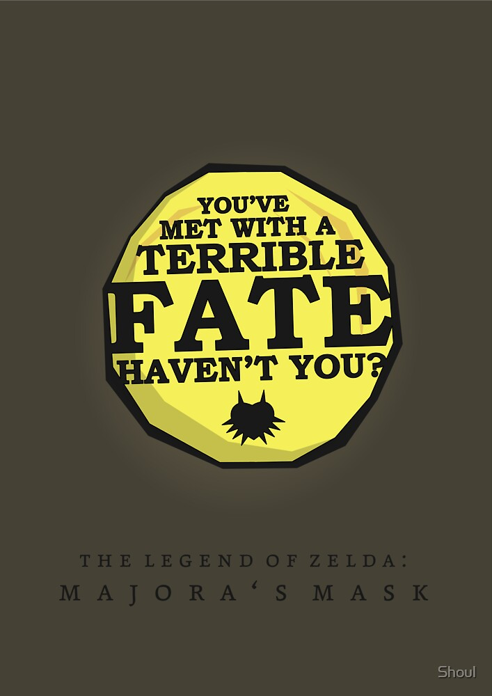 Terrible Fate by Shoul