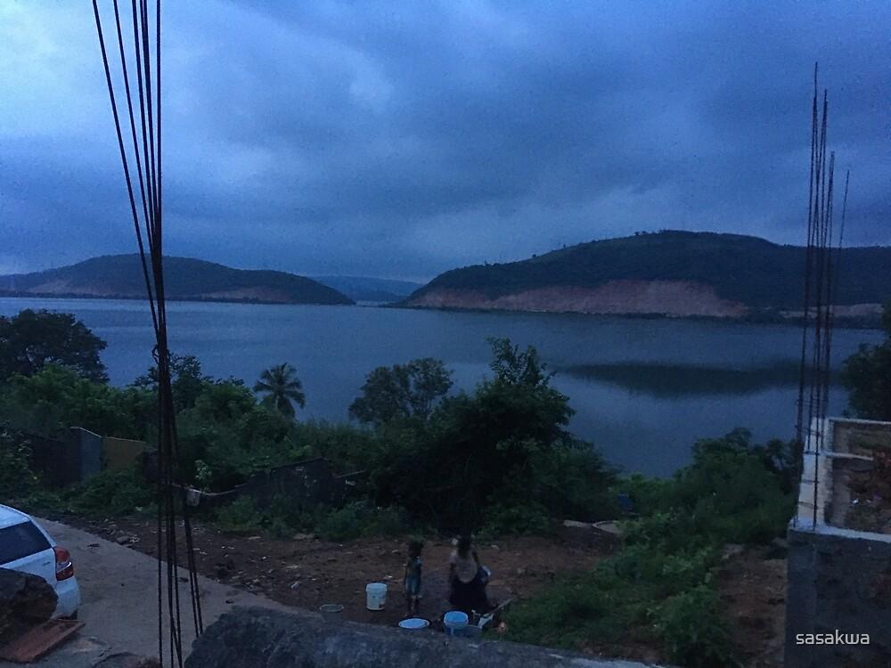 Pampa Reservoir by sasakwa