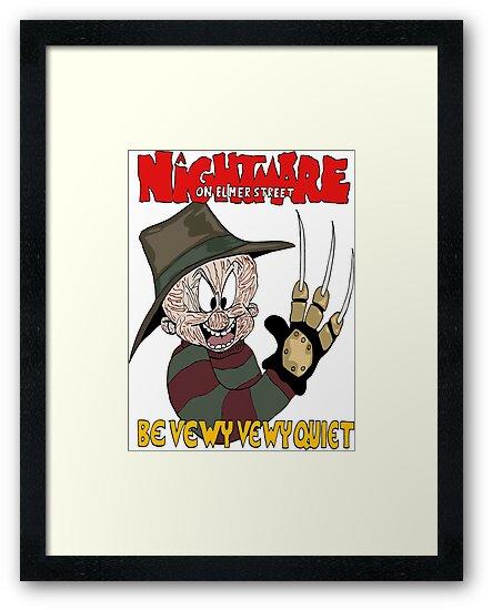 Nightmare on Elmer Street by Brian Belanger