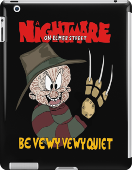 Nightmare on Elmer Street by Brian Belanger