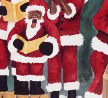 Christmas Jazz Sticker