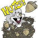 NUTS! by Brian Belanger
